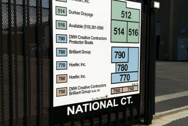 Pleasanton made Fense Directory for National Court