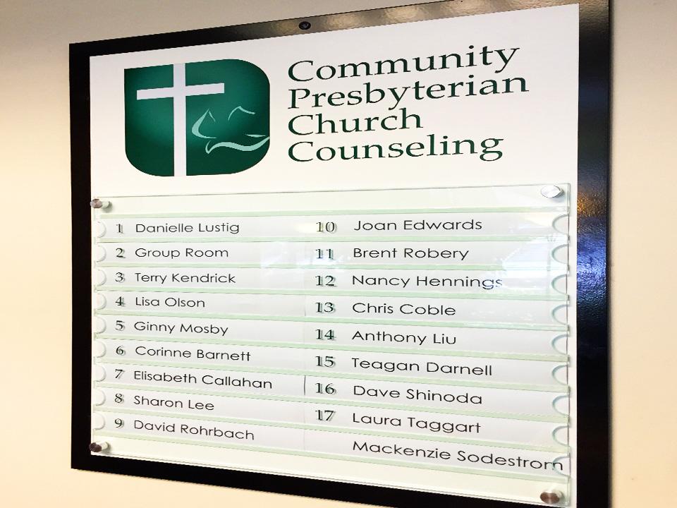 Bennett Graphics Insert Directory in Pleasanton