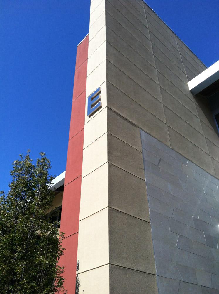 Channel Letters on Building in Pleasanton