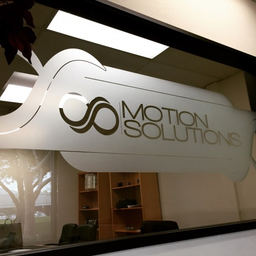 window film graphics